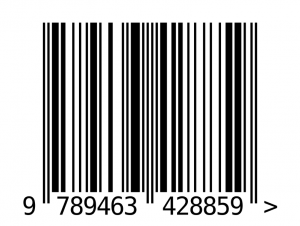 ISBN code issued by Mybestseller