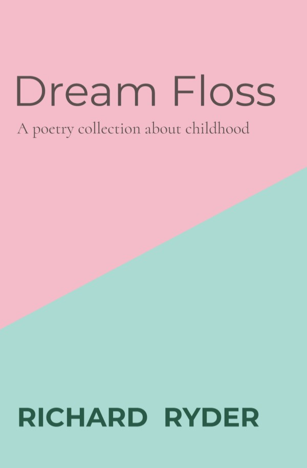 poetry book cover mockup